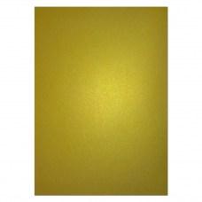 Дизайнерская бумага золото, для струйной печати, A4, 250 г/м2