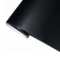Пленка для письма мелом самоклеящаяся, черная (ширина 100 см), 1 м